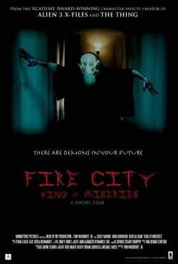 Fire City: King of Miseries - фото из фильма.